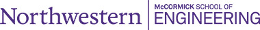 Northwestern Engineering logo
